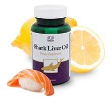 Shark Liver Oil / Жир печени акулы