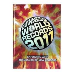 Guinness Book - 2011