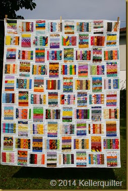 Quilt139-dancing strips