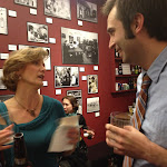 Susie Griffith (Eudora Duffet) and Director Brian Golden.