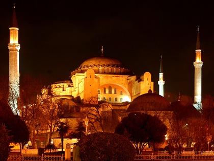 Aya Sofya Turkey 004