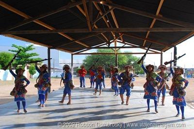 cangaceiros dançando xaxado