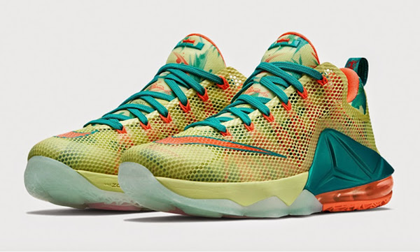 8220LeBronold Palmer8221 Nike LeBron 12 Low Coming Out Soon