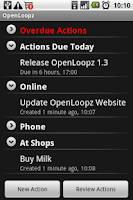 Screenshot of OpenLoopz Legacy