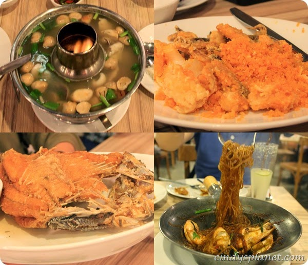 Ko Dang Talay food