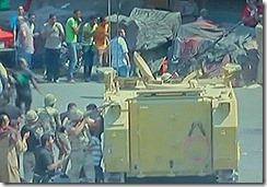 Egipto revoluções e ditaduras.Ago.2013
