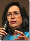 TI-M Secretary-General Josie Fernandez