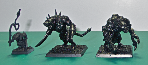 Rat ogres and packmaster