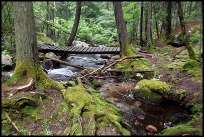 Jordan Stream and 4 bridges 177