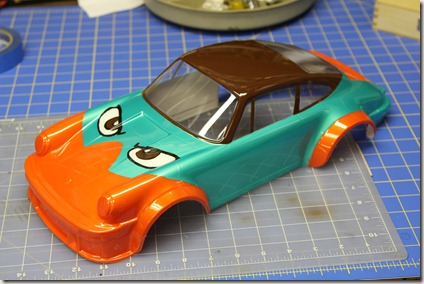 perry car