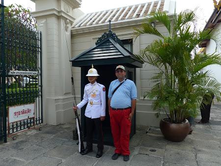 Garda de onoare Thailandeza