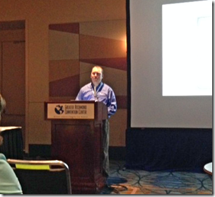 Nathan Murphy of FamilySearch presents at NGS 2014