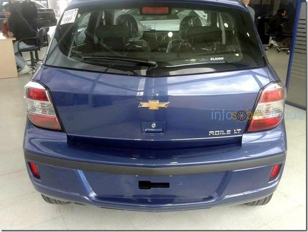 Chevrolet Agile 2014 (7)