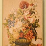 Gobelin 9164c, Bouquet Iris clair, 100x75cm