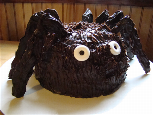 spidercake