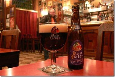 Kerst Pater Cristmas Bier , Oud arsenaal