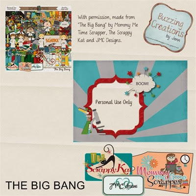 MMTS & TSK & JMCD - The Big Bang - Brag Book Page Preview