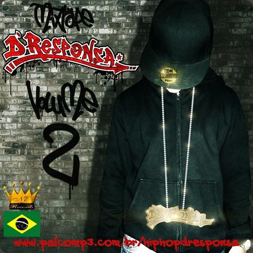 CAPA - Mixtape D'Responsa Vol.II