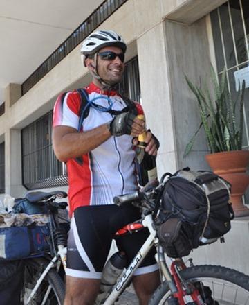 Luanda Maputo em bicicleta