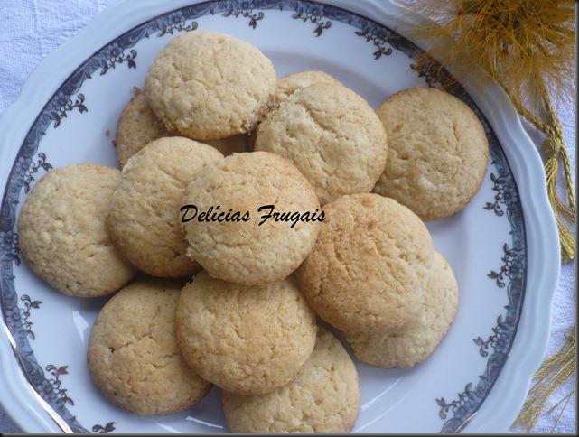 Cookies de Ricota - Delícias Frugais