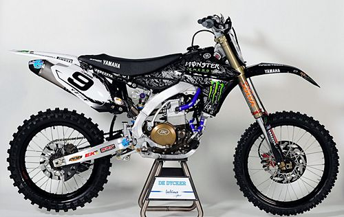 Yamaha mx team monster energy 01
