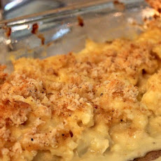 "Cauliflower ""Mac & Cheese"""