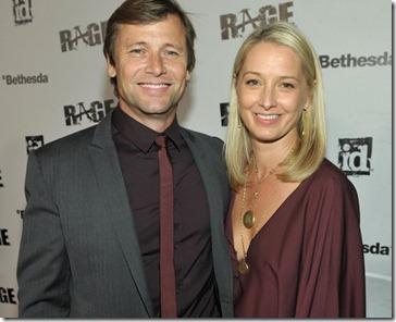 Grant Show and Katherine LaNasa