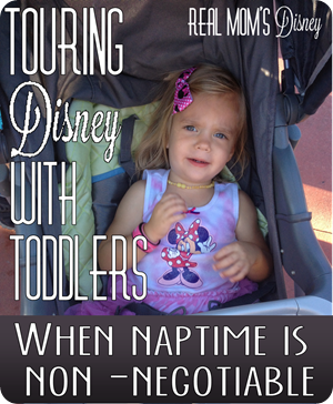 Touring, Toddlers, Naptime