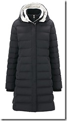 t-down by Theory down coat