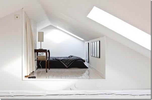 case e interni - casa svedese - Stoccolma - bianco (10)