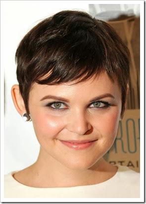 model rambut pixie buat wanita gemuk