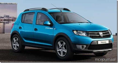 Prijs Dacia Sandero 2013 bekend 04
