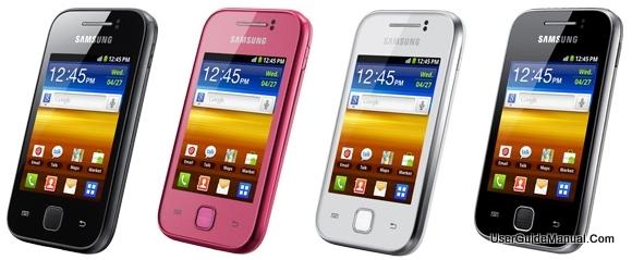 Harga Dan Spesifikasi Samsung Galaxy Y Juli 2013 | Black Hairstyle and