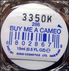 Essie Buy Me a Cameo