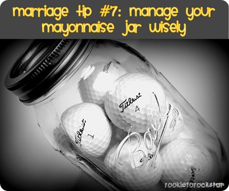Marriage Tip #7