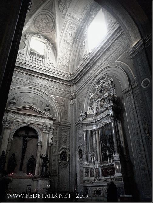 Duomo di Ferrara interni 2, Emilia Romagna, Italia - Ferrara Cathedral interior 2, Emilia Romagna, Italy - Property and Copyrights of FEdetails.net