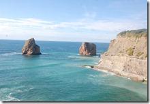 Sendero del litoral, Domaine D'Abbadia- Abbadiako eremua , Hendaia - Sokoa, 1º etapa, 19 de Julio de 2012 -  19