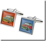 Pop Art Mini cufflinks