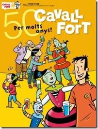 Cavall-Fort_portada-50-anys