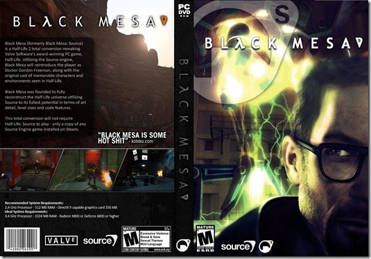 Black Mesa disponibile per il download
