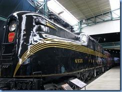 1851 Pennsylvania - Strasburg, PA - Railroad Museum of Pennsylvania - 1943 Pennsylvania Railroad No. 4935