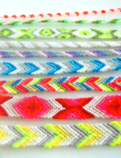 Freindship bracelets 5 425