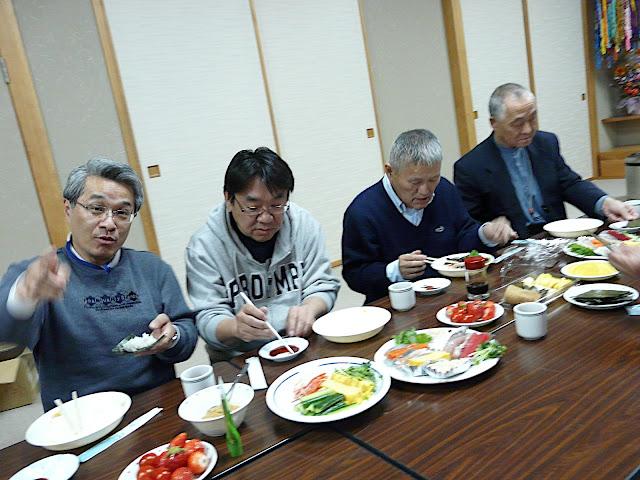 北海道北竜町・若年認知症家族会「空知ひまわり」2010年4月例会