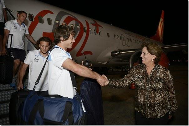 Governadora recepciona delegação do Uruguai - Elisa Elsie (1)