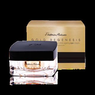 FM ko3 I Подмладяващ крем Gold Regenesis за околоочния контур (Anti-ageing eye cream)