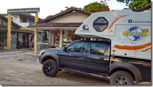 Portaria do Camping Mundaí