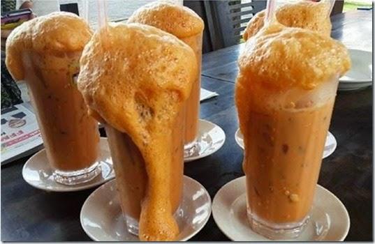 teh tarik madu super kaw