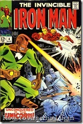 P00005 - El Invencible Iron Man #4