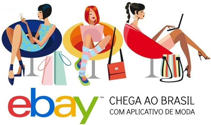 ebay aplicativo brasil moda