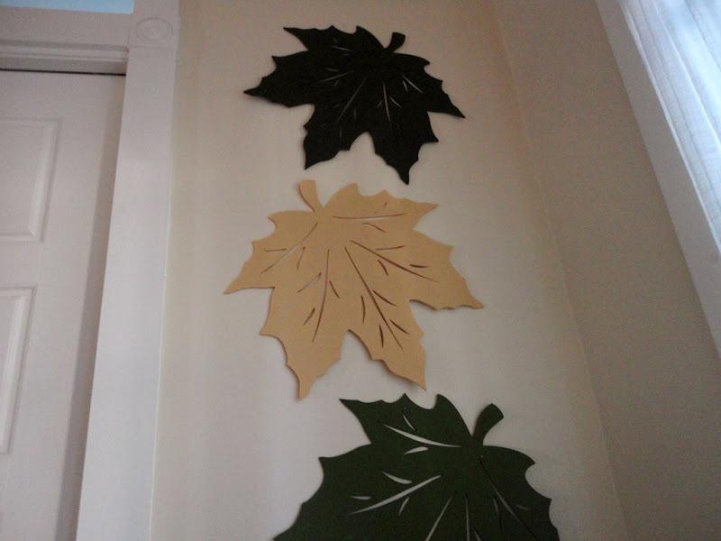 felt leaves 2